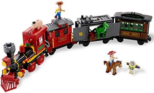 LEGO Toy Story Western Train Chase (7597)