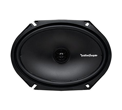 1. Rockford R168X2 Prime 6 x 8 Inches Full Range Coaxial Speaker, Set of 2