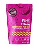 Suncore Foods - 100% Pure Pitaya Dragon Fruit Natural Supercolor Powder, 5oz (1 Pack)