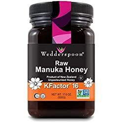 Alternative treatment - Does Manuka Honey help with eczema? -