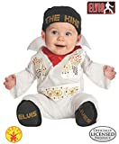 Rubie's Costume Co. Baby Boys' Elvis Costume, Multi-Color, 6-12 Months