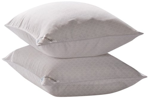 Sealy Posturepedic Allergy Protection Zippered Pillow Protector (Set of 2)