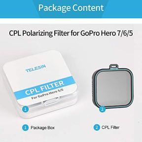 TELESIN-CPL-Camera-Lens-Polarizing-Filter-for-GoPro-Hero-7-Black-Hero-2018-Hero-6-Hero-5-Black-Lens-Protector-Circular-Polarizer-for-GoPro-Hero-Accessories-1-x-CPL
