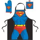 CODI - DC Comics set barbecue Superman