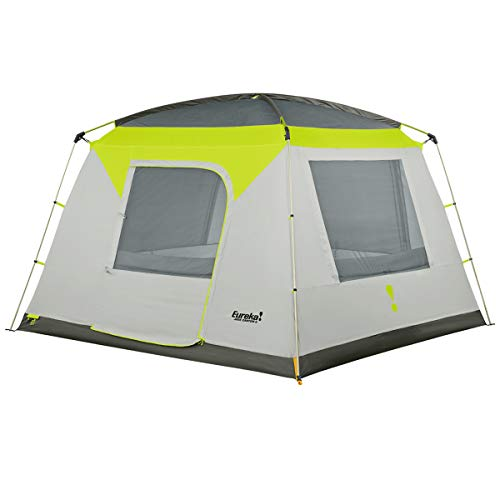 Eureka! Jade Canyon 6 Six-Person, Three-Season Camping Tent