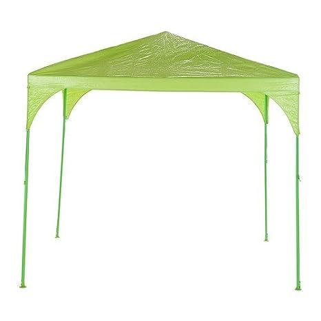 Ikea Lots Udden Padiglione Verde 250 X 250 Cm Facile Da