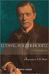 Ludwig Polzer-Hoditz: A European: Meyer, T. H., Boardman, Terry M.:  0884930381749: Amazon.com: Books