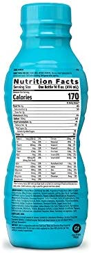 GNC Total Lean Lean Shake with 25g of Protein in just 170 Calories, Vanilla Bean 12 servings 3