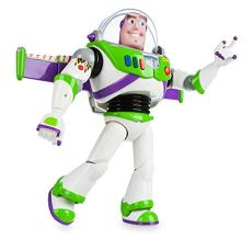 Disney Buzz Lightyear Interactive Talking Action Figure – 12 Inch