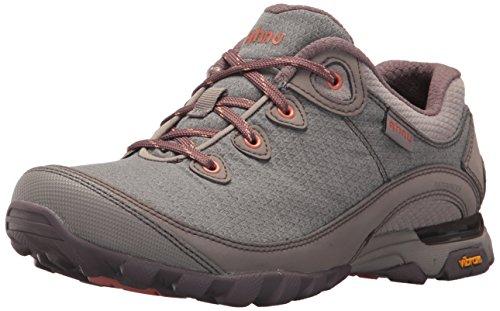 Ahnu Women's W Sugarpine II Waterproof Hiking Boot, Satellite, 9 Medium US
