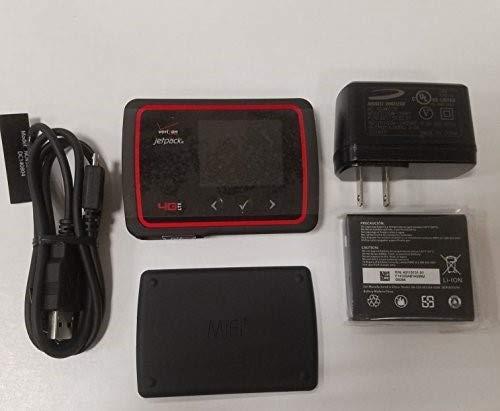 Verizon MiFi 6620L Jetpack 4G LTE Mobile Hotspot (Verizon Wireless) (Renewed)