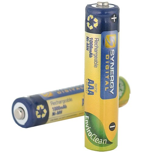 Clarity D704 Cordless Phone Battery Ni-MH, 1.2 Volt, 1000 mAh - Ultra Hi-Capacity - Replacement for 2 Rechargeable Batteries