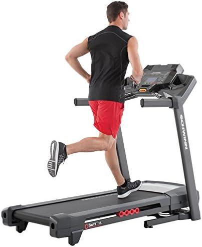 Schwinn 830 Treadmill 7