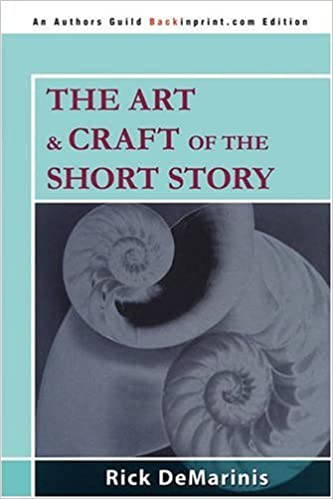 Image result for The Art & Craft of the Short Story by Rick DeMarinis