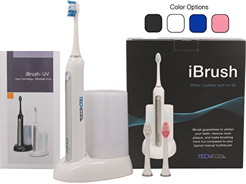 iBrush Electric Toothbrush - Sonic Wave Electric...