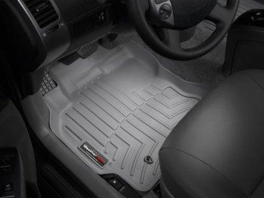 WeatherTech-Custom-Fit-Front-FloorLiner-for-Toyota-Prius-Grey