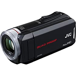JVC Everio GZ-R30 Quad Proof Full HD Digital Video Camera Camcorder