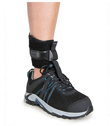 Ossur Rebound Foot Up Drop-Foot Ankle Brace -Orthosis Ankle Brace Support Comfort Cushioned...
