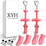 XYH 2 in 1 Shoe Stretcher Women,Upgrade 2nd generation shoe stretchers Adjustment Width and Length for Women
