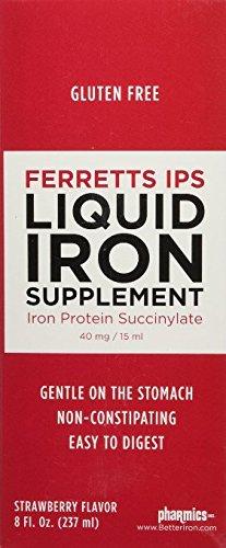 Pharmics - Ferretts IPS Liquid Iron