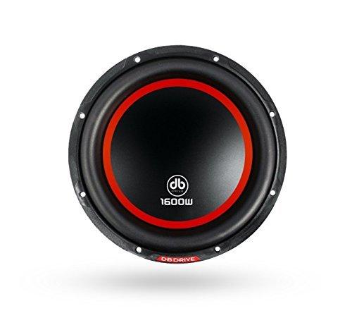 db Drive K6 10D4 DVC Subwoofer 1600W Dual 4 Ω Voice Coil, 10'