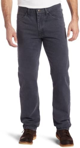 "41 dQxHhJnL. AC  - Lee 29"" Inseam Regular Fit Straight Leg Jeans #Amazon"