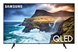Samsung QN65Q70RAFXZA Flat 65-Inch QLED 4K Q70 Series Ultra HD Smart TV (2019 Model)