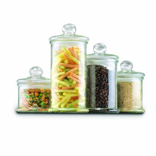 Apothecary Jar Canister Set