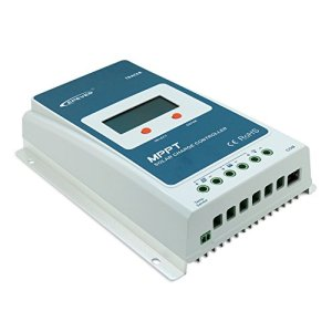 EPever Solar Charge Controller MPPT 10A 20A 30A 40A Tracer-A Series Controller 12V/24V Auto Work