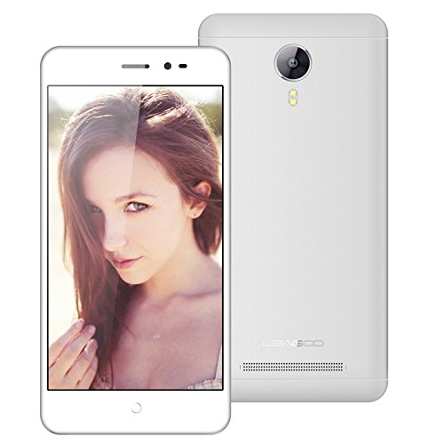 Generic LEAGOO Z5 8GB, Network: 3G, 5.0 inch Android 6.0 MTK6580M Cortex A7 Quad Core 1.3GHz, RAM: 1GB(White)