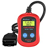 Autel MS300 OBD2 Scanner Code Reader, Turn Off Check Engine Light, Read & Erase Fault Codes, Check Emission Monitor Status CAN Diagnostic Scan Tool