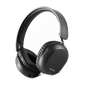 AGARO Opus On-Ear Bluetooth Headphones with Mic (Black)