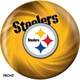 KR Strikeforce NFL Pittsburg Steelers Bowling Ball 15lbs
