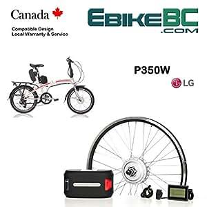 Amazon.com : Electric Folding Bike Conversion KIT for ...