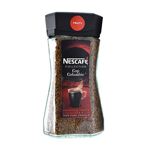 Nescafe Cap Colombia Instant Coffee Jar,  100 g