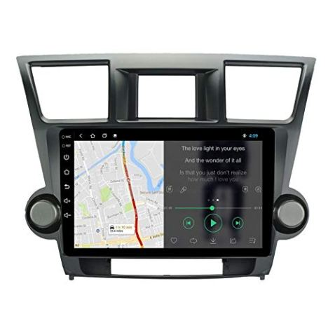 for-2008-2012-Toyota-Highlander-Android-101-Radio-Double-Din-Car-Stereo-GPS-Navigation-Bluetooth-USB-Player