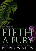Fifth a Fury (Goddess Isles Book 5) - Kindle edition by Pepper ...