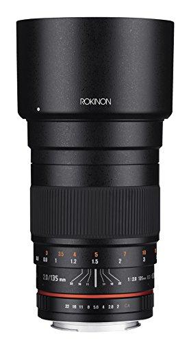 Rokinon 135mm F2.0 ED UMC Telephoto Lens