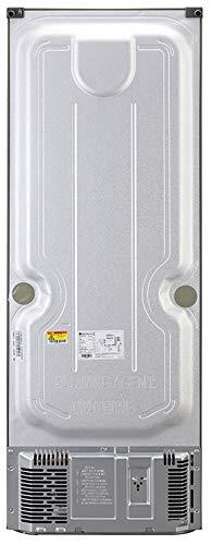 41095C8Z1ZL LG 335 L 3 Star Inverter Frost-Free Double Door Refrigerator (GL-T372JDS3, Dazzle Steel, Convertible)