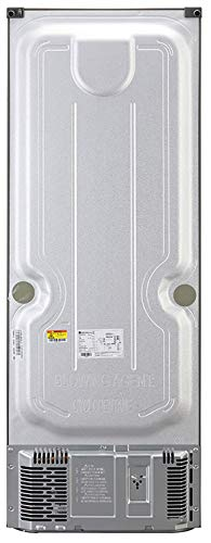 41095C8Z1ZL - LG 335 L 3 Star Inverter Frost-Free Double Door Refrigerator (GL-T372JDS3, Dazzle Steel, Convertible)