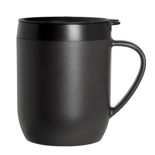 ZYLISS - Taza de café y té, diseño de prensa francesa de viaje, una porción
