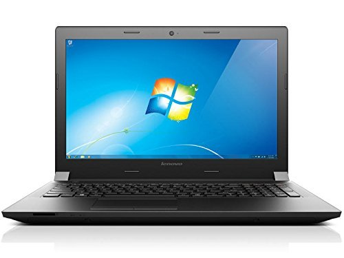 Lenovo 15.5 Inch Business Laptop B50 with Windows 7 Professional (Windows 8.1 Professional License), AMD E1-6010 Dual-Core Processor, 4GB Memory, 320GB HDD