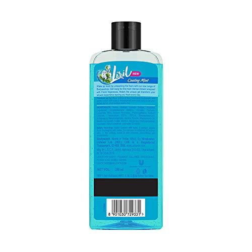 410IGDK5wdL Liril Cooling Mint Body Wash, 250 ml
