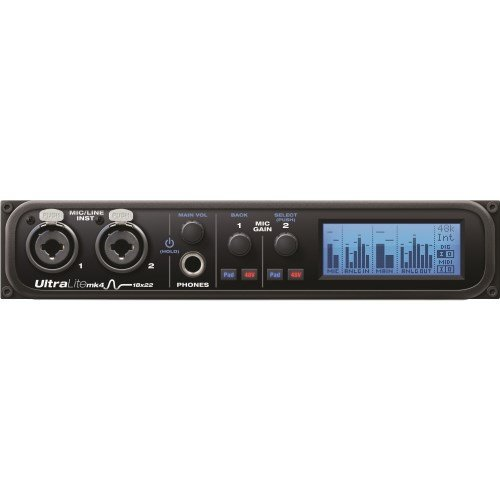 MOTU Ultralite-Mk4 USB Audio Interface