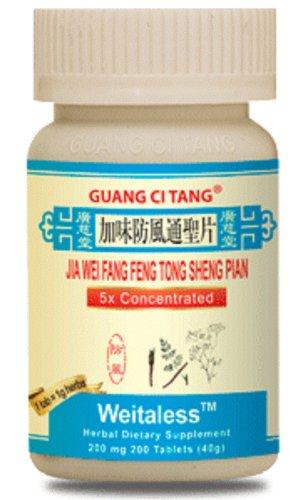 3 Bottles of Jia Wei Fang Feng Tong Sheng Wan - Weitaless - Weight Loss - 200 Pills in each Bottle