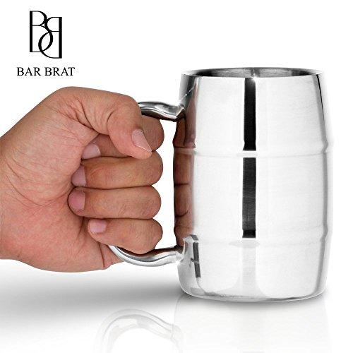 Insulated Coffee Mug & Beer Mug by Bar...