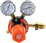 SÜA Propane Propylene Regulator Welding Gas Gauges