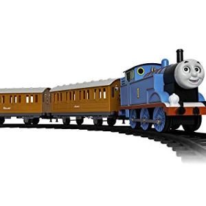 Lionel Thomas & Friends Battery-powered Model Train Set Ready to Play w/ Remote 410a6LqMhIL