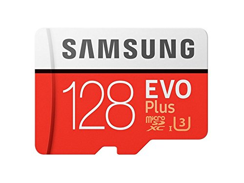 Samsung EVO Plus 128GB microSDXC UHS-I U3 100MB/s Full HD & 4K UHD Memory Card with Adapter (MB-MC128GA) 7