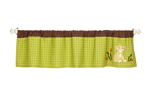 Disney Lion King Wild About You Window Valance